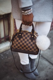 Louis Vuitton 'Alma BB'