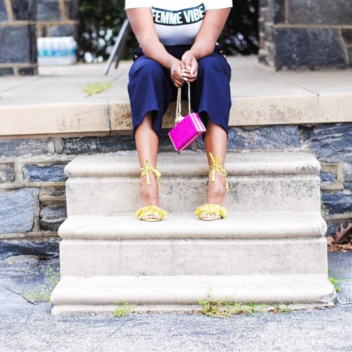 How I Style: Culottes